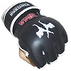 FIGHTERS - MMA Handschuhe / Elite / Schwarz / Large
