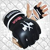 FIGHTERS - MMA Handschuhe / Elite / Schwarz / XL