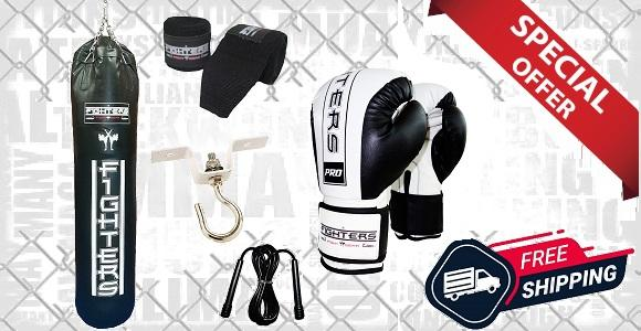 Boxsack Aktionsangebot - Thaiboxing